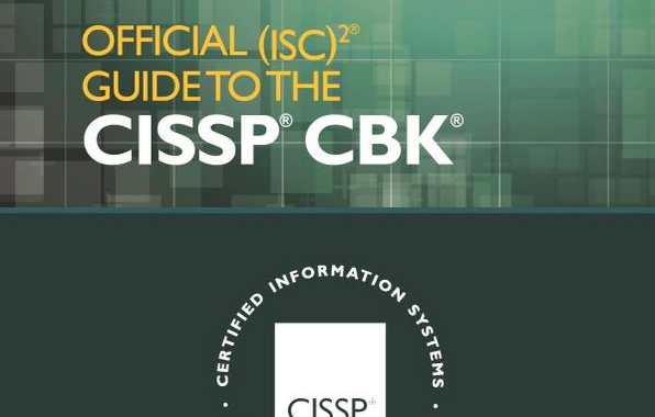 (ISC)2 CISSP Official TExtBook