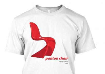 Panton Chair TShirt